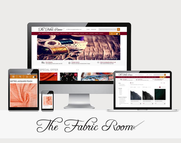 The Fabric Room