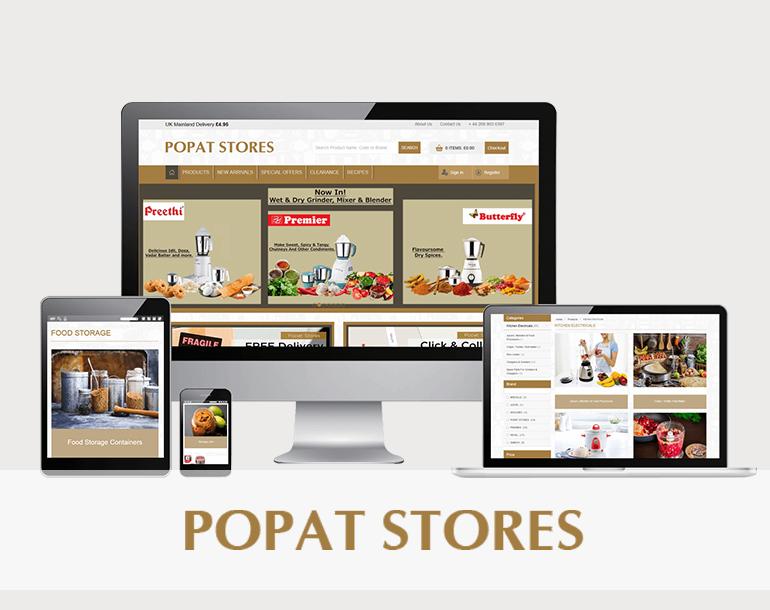 Popat Stores