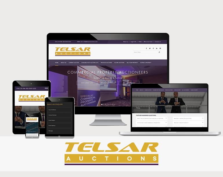 Telsar Auctions