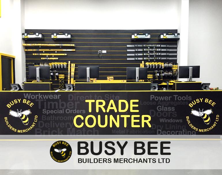 Busy Bee Builders Merchant