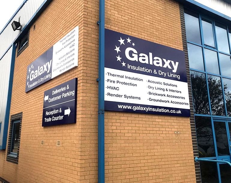 Galaxy Insulation & Dry Lining