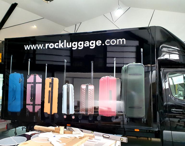 Rock Luggage